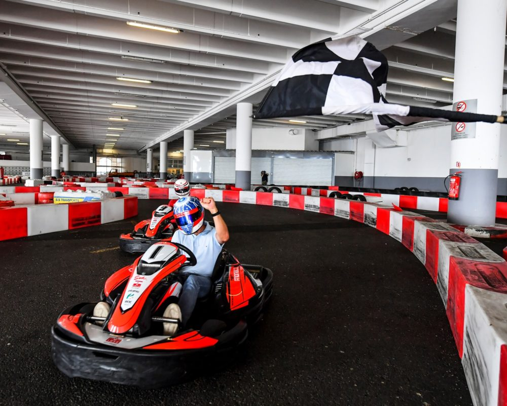 Kart Indoor Monaco